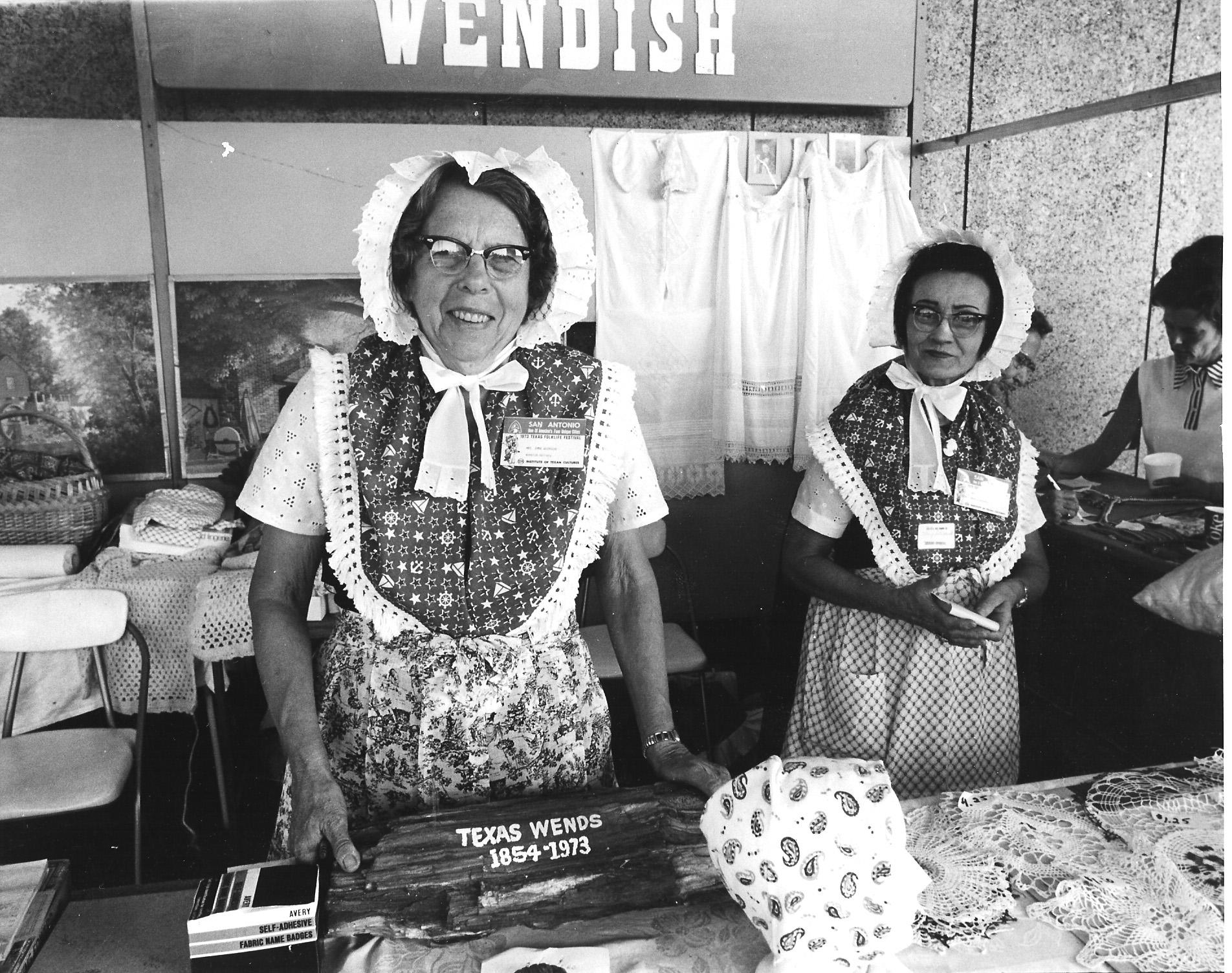 1973 Wendish Society