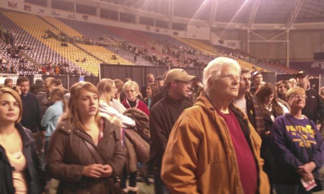 Blackhawk County Caucus