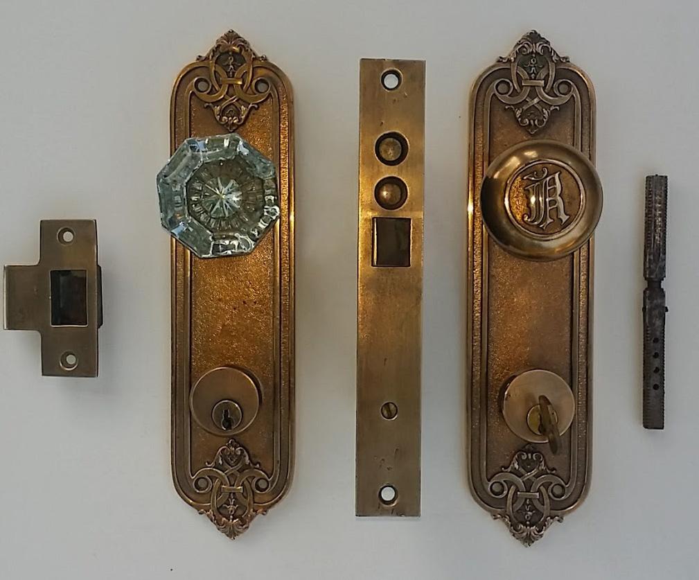 Rice doorknob11111